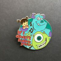 Magical Musical Moments - If I Didn't Have You - Dark Green Disney Pin 18135