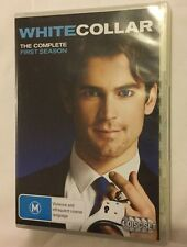 White Collar Complete 1st First Series Season (4 Disc DVD Set) Mint Condition