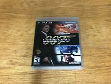 007 Legends (Sony PlayStation 3, 2012)