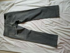 """MENS FRENCH CONNECTION FADED GREY SKINNY JEANS SIZE 38"""" WAIST 33"""" LEG  ---"""