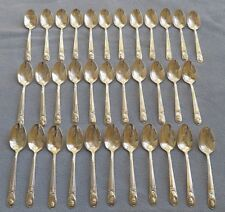 THIRTY THREE International Silver Silverplate Presidents Collectors Spoons