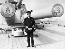FAMOUS ROYAL NAVY OFFICERS OF YESTERYEAR - 12 PHOTOS - JELLICOE, WANKLYN, BEATTY