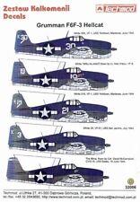 Techmod 1/32 Grumman F6F-3 Hellcat # 32006