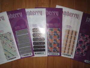 Jamberry Gelato Gimme S'more! Glam Glitz Gold Fleck on Navy Graphique Full Sheet