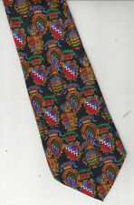 Ferre-Gianfranco-Authentic-100% Silk Tie-Made In Italy-Fe27- Men's Tie