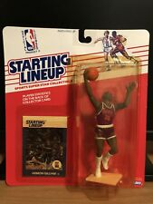 1988 Starting Lineup Armon Gilliam Phoenix Suns UNLV Runnin Rebels Rookie Carded