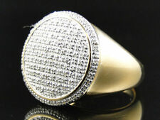 Very Good Cut Sterling Silver I1 Fine Diamond Rings