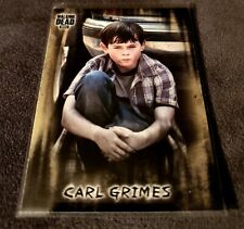 Carl Grimes 2018 Topps Walking Dead Hunters & The Hunted SP Photo Variation #5