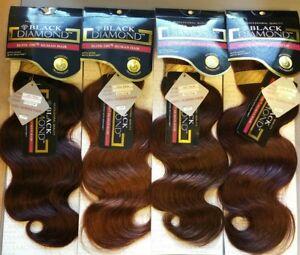 Black Diamond Remi 100% Human Hair for Weaving - RIO WAVE (BODY WAVE)