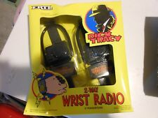 1990 Dick Tracy - 2 Way Wrist Radio ERTL