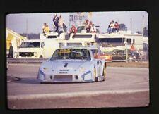 John Paul Jr #1 Porsche 935 - 1983 IMSA Daytona 24 Hrs - Vtg 35mm Race Slide