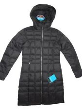 Columbia women's Black Backcountry Blizzard long winter Coat jacket size XS