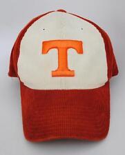 TENNESSEE VOLUNTEERS T Logo Corduroy Dad Hat Baseball Cap NCAA One Size