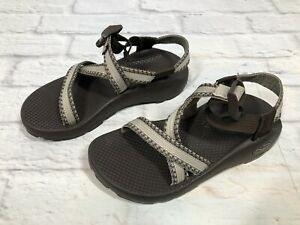 Chaco Z1 Cross Stitch Unaweep Womens Size 6 Waterproof Hiking Sports Sandals 3d7
