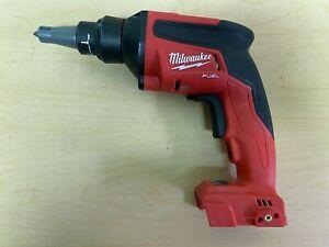 MILWAUKEE M18 FUEL DRYWALL SCREW GUN 2866-20 TOOL ONLY