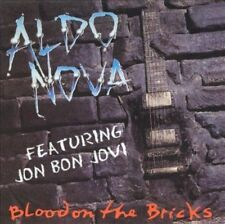 Blood on the Bricks by Aldo Nova (CD, May-1991, Jambco) Free Shipping
