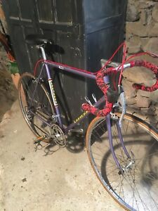 Vélo Lapierre Vintage Equipé Shimano 600