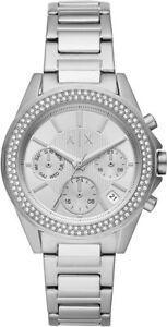 Armani Exchange Silver 'Lady Drexler' Watch - AX5650