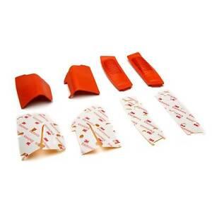 Spektrum Orange Grip Set with Tape DX6 G2/3 DX8 G2