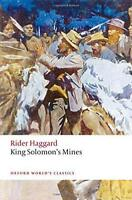King Solomon's Mines (Oxford World's Classics) by Haggard, H. Rider | Paperback
