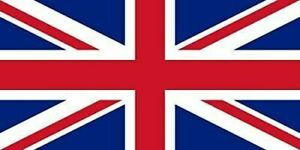 3X2FT UNION JACK FLAG ENGLAND UNITED KINGDOM GREAT BRITISH UK SPORTS TEAM GB