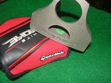 "Boccieri golf heavy Putter 34"" with Cover excellent shape"