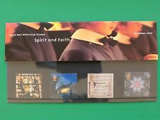 2000 Royal Mail Spirit and Faith Presentation Pack 317 SNo45478