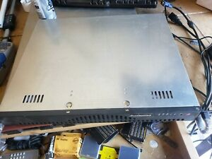 SuperMicro CSE-512 1U Server,INTEL CORE 2 DUO E6750 @ 2.66GHZ / 4GB MEM/ 1TB HDD