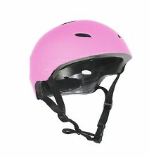 Girls Skate Helmet Pro Pink Helmet for Skateboard Bikes and Stunt Scooter