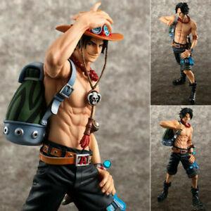 Anime Manga One Piece POP NEO DX Portgas.D.Ace Figuren Figur 10th Limited Ver.