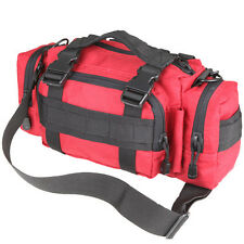 Condor MOLLE Modular Shoulder Deployment Bag 127-010  RED