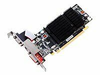 XFX ATI Radeon HD 4350 (HD435XZAHR) 1GB DDR2 SDRAM PCI Express 2.0 Graphics ada…