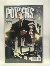Powers #10 NM- 1st Print Icon Comics Bendis