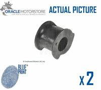2 x NEW BLUE PRINT FRONT ANTI-ROLL BAR STABILISER BUSH KIT OE QUALITY ADK88018