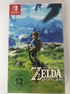 The Legend Of Zelda: Breath Of The Wild ( Nintendo Switch )