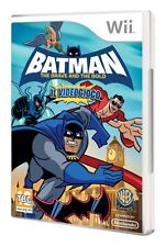 Batman: The Brave and The Bold   NINTENDO WII