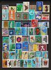 Ryukyu Islands - 59 different mint stamps