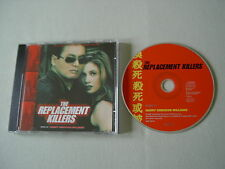 THE REPLACEMENT KILLERS film soundtrack CD Gregson-Williams Varese Sarabande