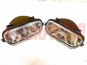 Groups Optical Lights Fiat 131 Sedan 1.3 - 1.6 Original Siem