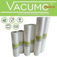 100 Vakuumbeutel 30 x 40 cm VACUMO S-VAC Vakuumfolie  Vakuumierbeutel goffriert