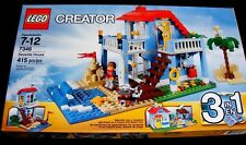 LEGO 7346 Creator Seaside House 3 in 1 NEW in Factory Sealed Box