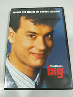 Big Tom Hanks - DVD + Extras REGION 2 Ingles Portugues 2T