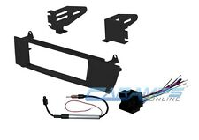 2004-2010 X3 E83 CAR STEREO RADIO DASH INSTALLATION TRIM KIT WITH WIRING HARNESS