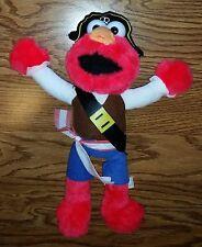 Sesame Street Elmo the Pirate Stuffed Animal Plush Toy