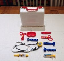 Childs Doctor Nurse Medical Kit Educational Make Believe - 11 Pieces