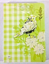 Hallmark Notebook Set of 2 Natures Sketchbook Marjolein Bastin Robins Song Eggs
