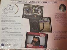Creative Memories 5 x 7 Black Scrapbook Pages NEW