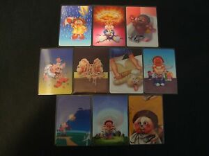 Garbage Pail Kids BNS1 Brand New Series 1 Motion Cards Complete Your Sets #1-10