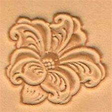 8494 Lily Flower Craftool 3-D Stamp Tandy Leather 88494-00