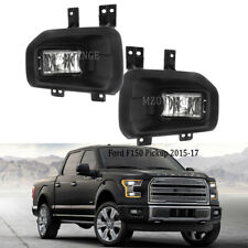 Fog Light For Ford F150 Pickup 2015 2016 2017 Replacement Bumper Driving Lamp